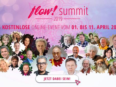Der Dalai Lama, Eckehard Tolle, Kurt Tepperwein, Bruce Lipton, Joe Dispenza - alle kostenlos erleben