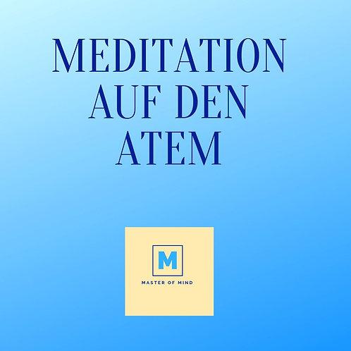 Atemmeditation