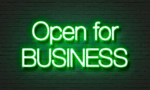Now Open