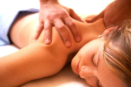 60 Minute Upper Body Relief Massage
