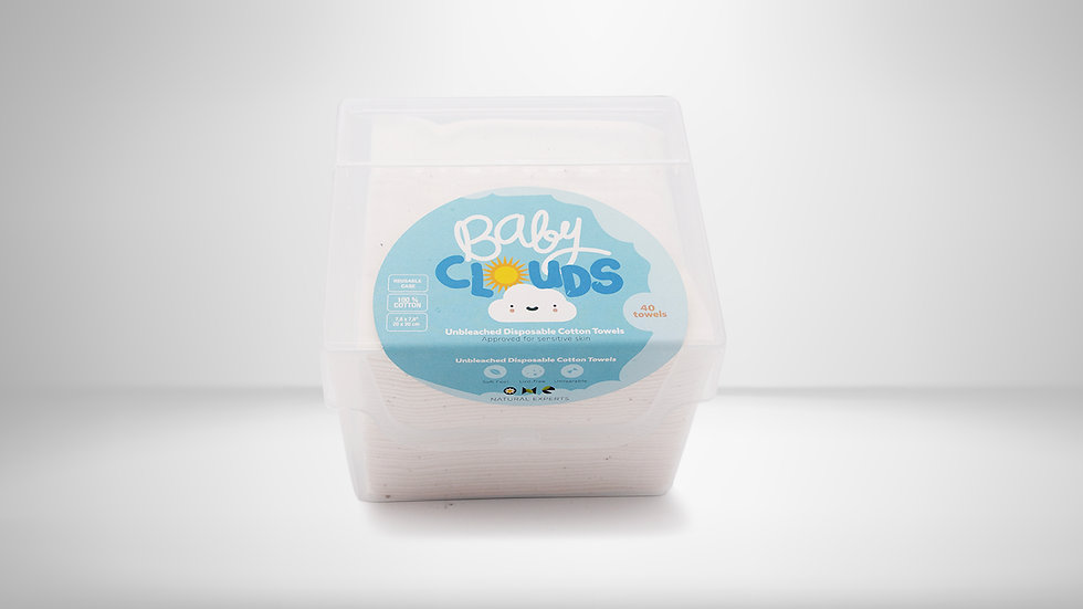 Baby Clouds 40 Ct