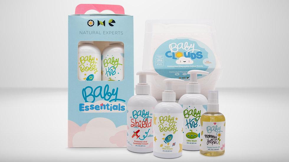 Baby Essentials Gift Set