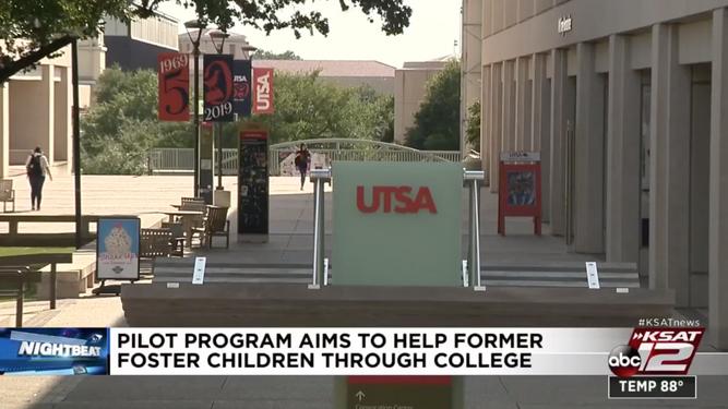 New Pilot Program to Help Foster Kids Seek College Opportunities