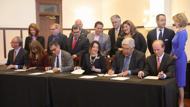 $3.5M Partnership Benefits Foster Care Youth Enrolled in San Antonio Public Colleges
