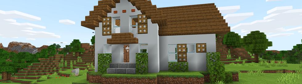 Maincraft-house