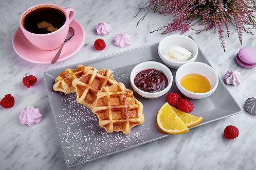 Śniadanie belgijskie
