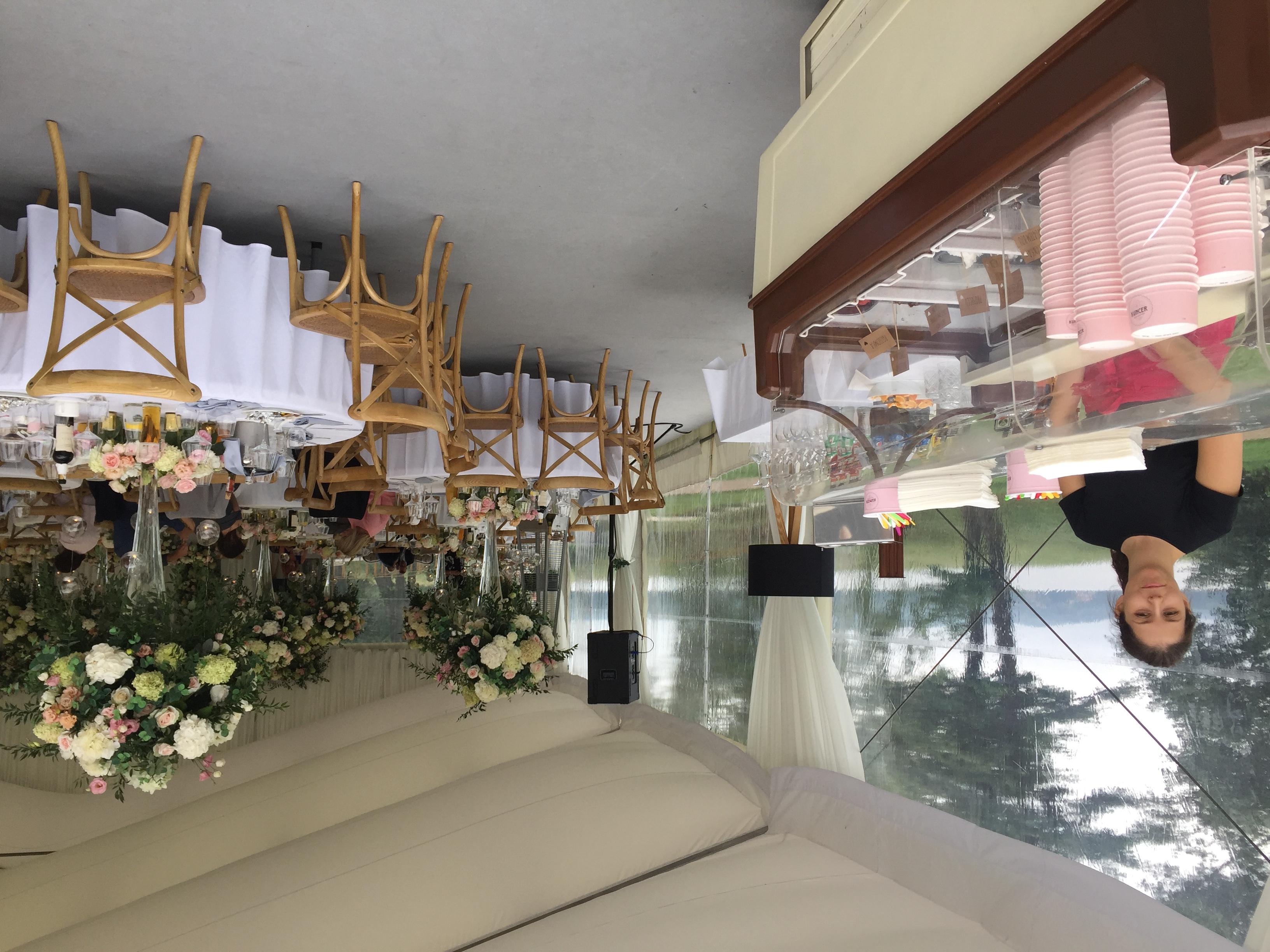 catering lodowy na weselu