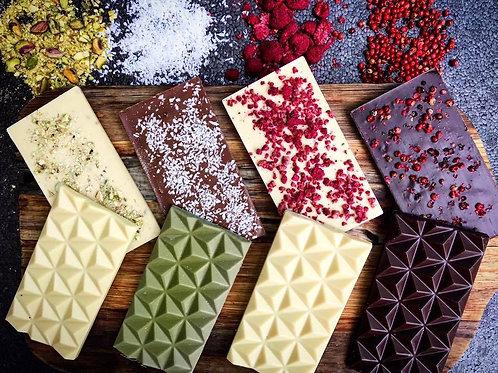 Ręcznie robiona czekolada