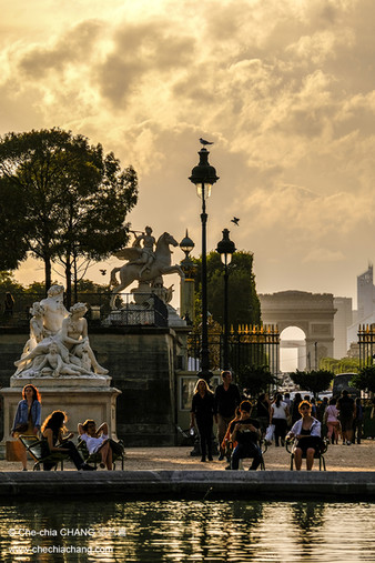 Jardin des Tuileries/杜樂麗花園