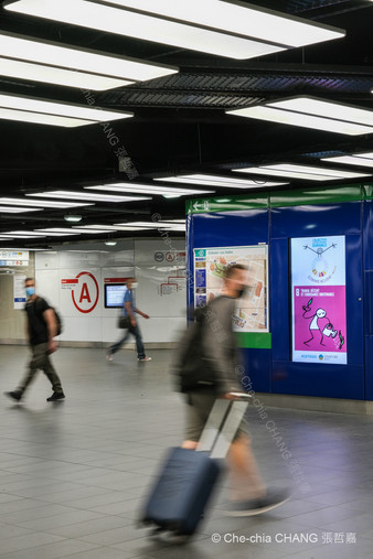 Gare de Châtelet-Les Halles-8