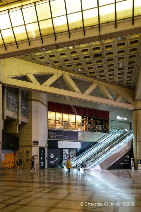 Gare de Châtelet-Les Halles-16