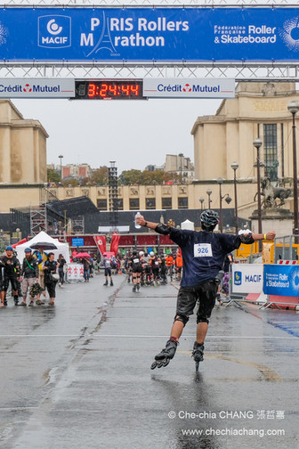 Rolleur marathon Paris 2019-22