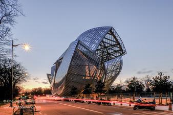 Fondation Louis Vuitton /路易威登基金會