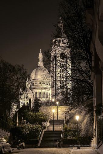 Basilique du Sacré-Cœur de Montmartre/聖心堂