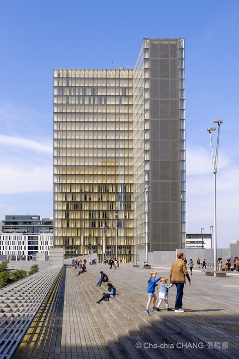 Bibliothèque nationale de France/法國國家圖書館