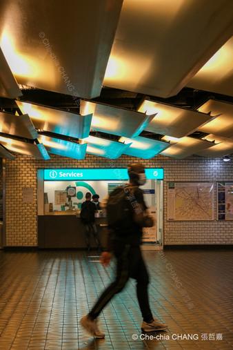 Gare de Châtelet-Les Halles-17