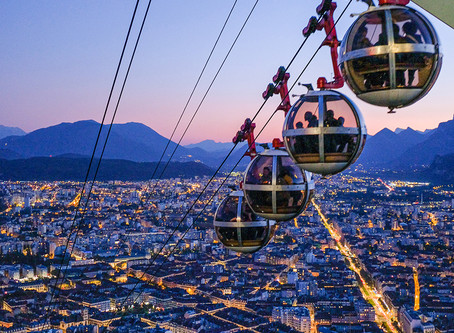 【The travelogueLe/Récit de voyage /旅行雜記】Grenoble