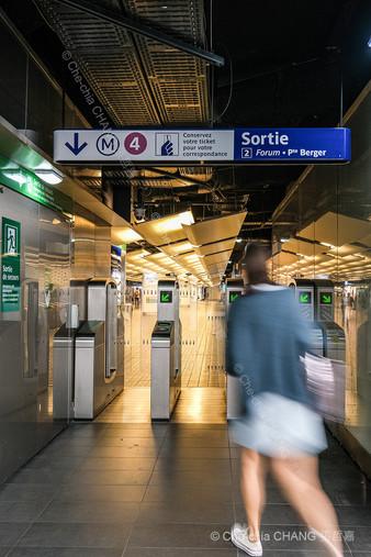 Gare de Châtelet-Les Halles-6