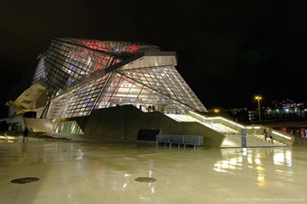Musée des Confluences / 匯流博物館