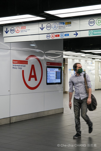 Gare de Châtelet-Les Halles-11