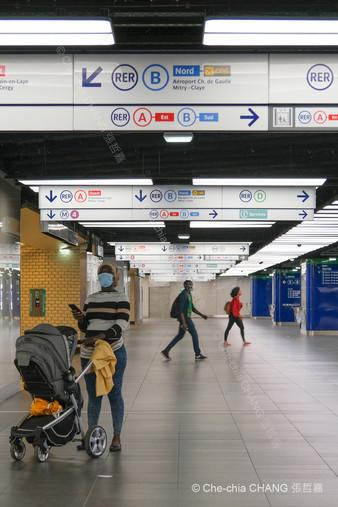 Gare de Châtelet-Les Halles-9