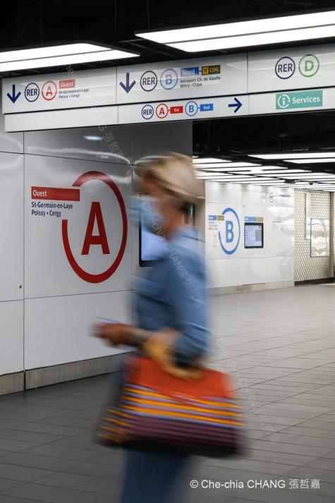 Gare de Châtelet-Les Halles-10