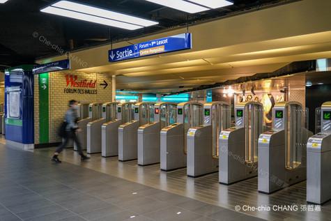 Gare de Châtelet-Les Halles-26
