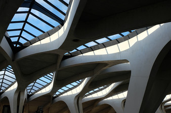 Gare de Lyon-Saint-Exupéry TGV-1 / 里昂聖埃克絮佩里站