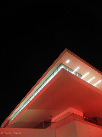 America's Cup Building/Le pavillon Veles e Vents à Valence