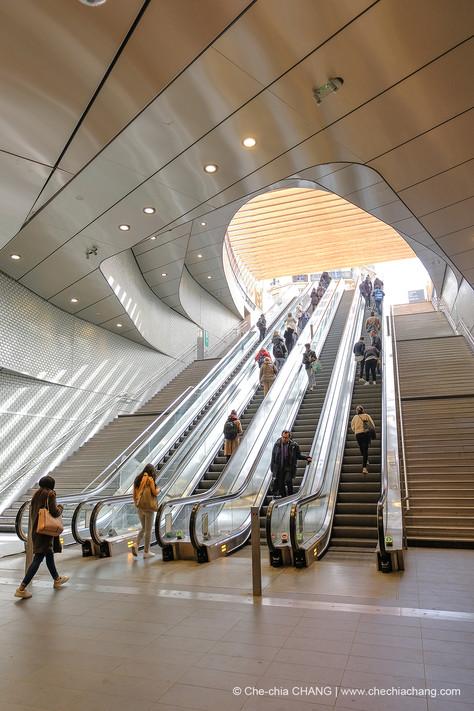 Gare de Châtelet-Les Halles-4