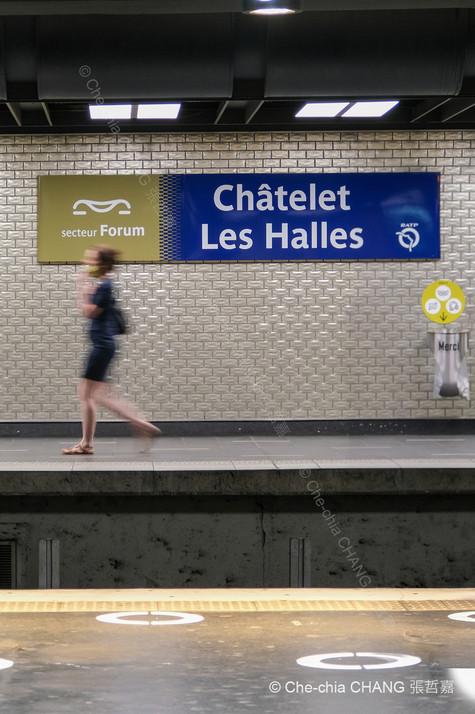 Gare de Châtelet-Les Halles-7