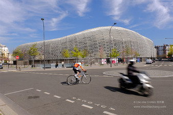 Stade jean bouin de Paris