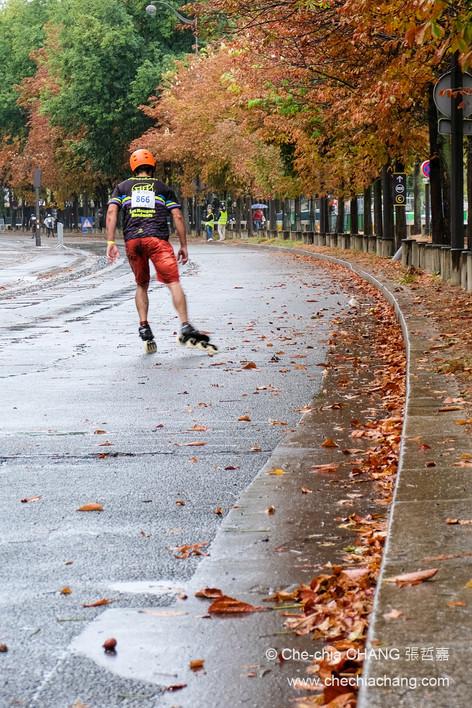 Rolleur marathon Paris 2019-9