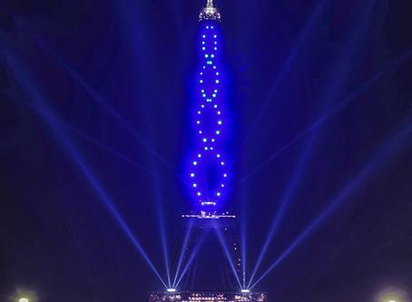 【La tour Eiffel 130 ans/艾菲爾鐵塔開放130週年慶】