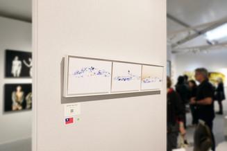 94x23 cm-Salon d'Automne 2017- Pa