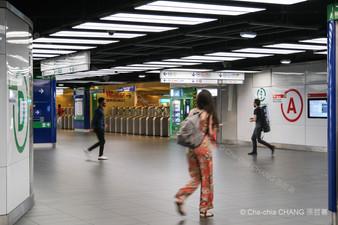 Gare de Châtelet-Les Halles-24