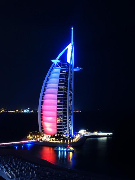 Burj-al-Arab-2 / 卓美亞帆船飯店
