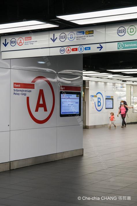 Gare de Châtelet-Les Halles-12