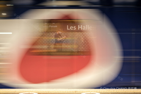 Gare de Châtelet-Les Halles-28