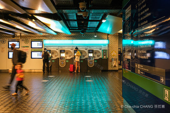 Gare de Châtelet-Les Halles-27