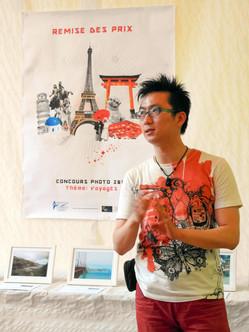 Organisateur et jury du concours photo