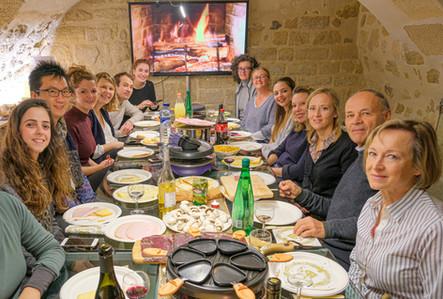 Repas de fin d'année 2019 - Clé Millet I