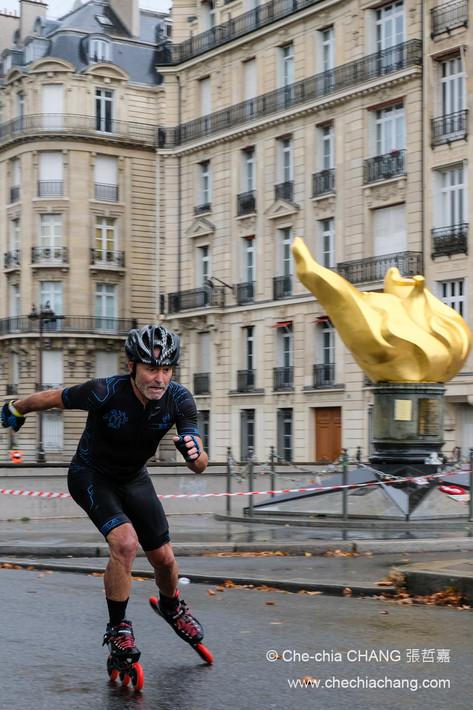 Rolleur marathon Paris 2019-6