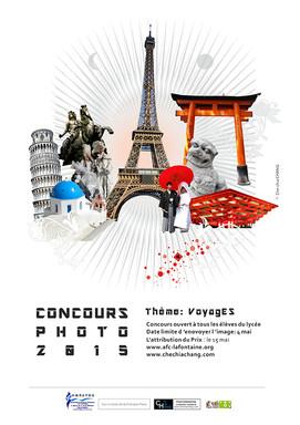 Affiche du concours photo