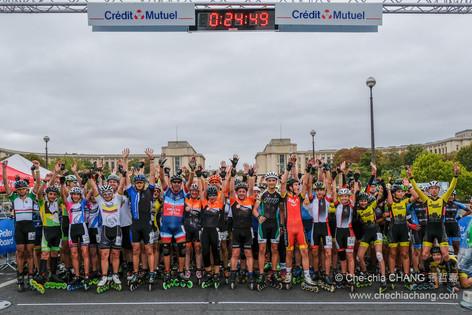 Rolleur marathon Paris 2019-1