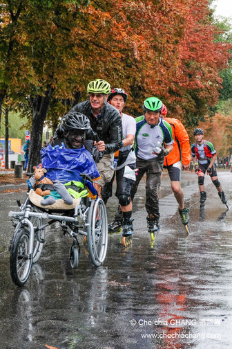 Rolleur marathon Paris 2019-10