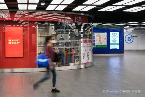 Gare de Châtelet-Les Halles-23