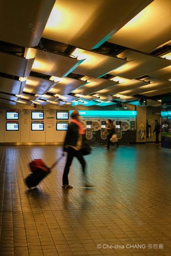 Gare de Châtelet-Les Halles-15