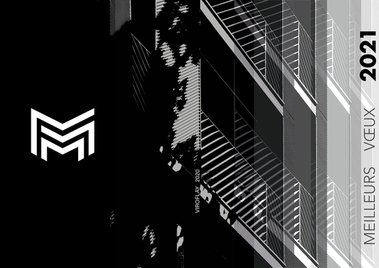 Carte de voeux_JP Mallet architecture