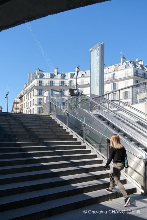 Gare de Châtelet-Les Halles-2